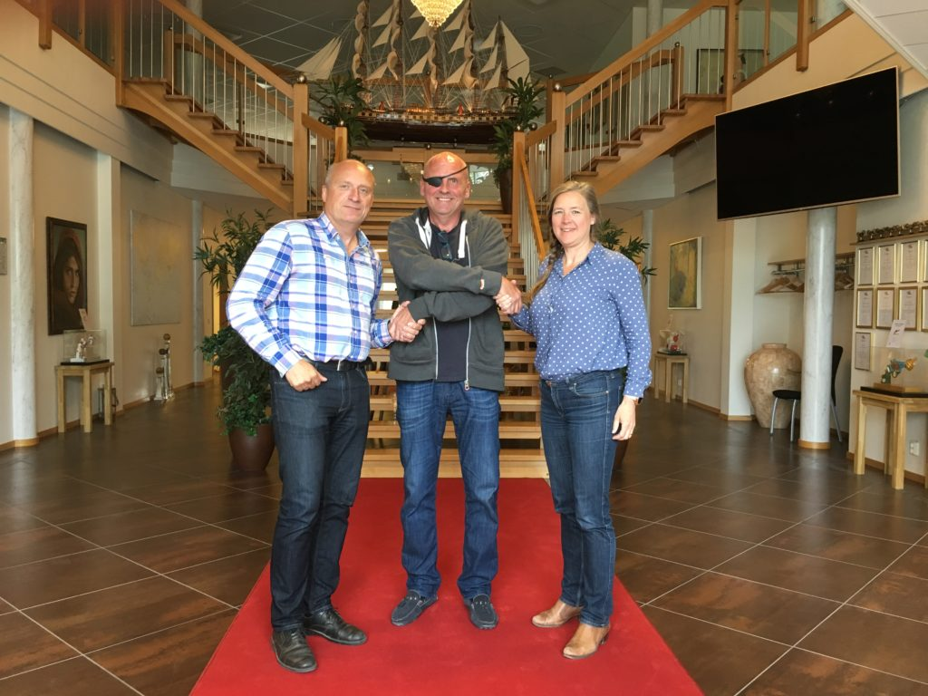 Kilenkrysset har tecknat ett hyresavtal med Sortera Recycling AB 1