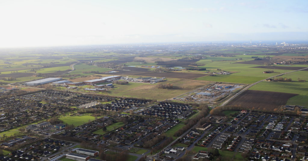 Kilenkrysset och Logicenters utvecklar markområde i Staffanstorp 2