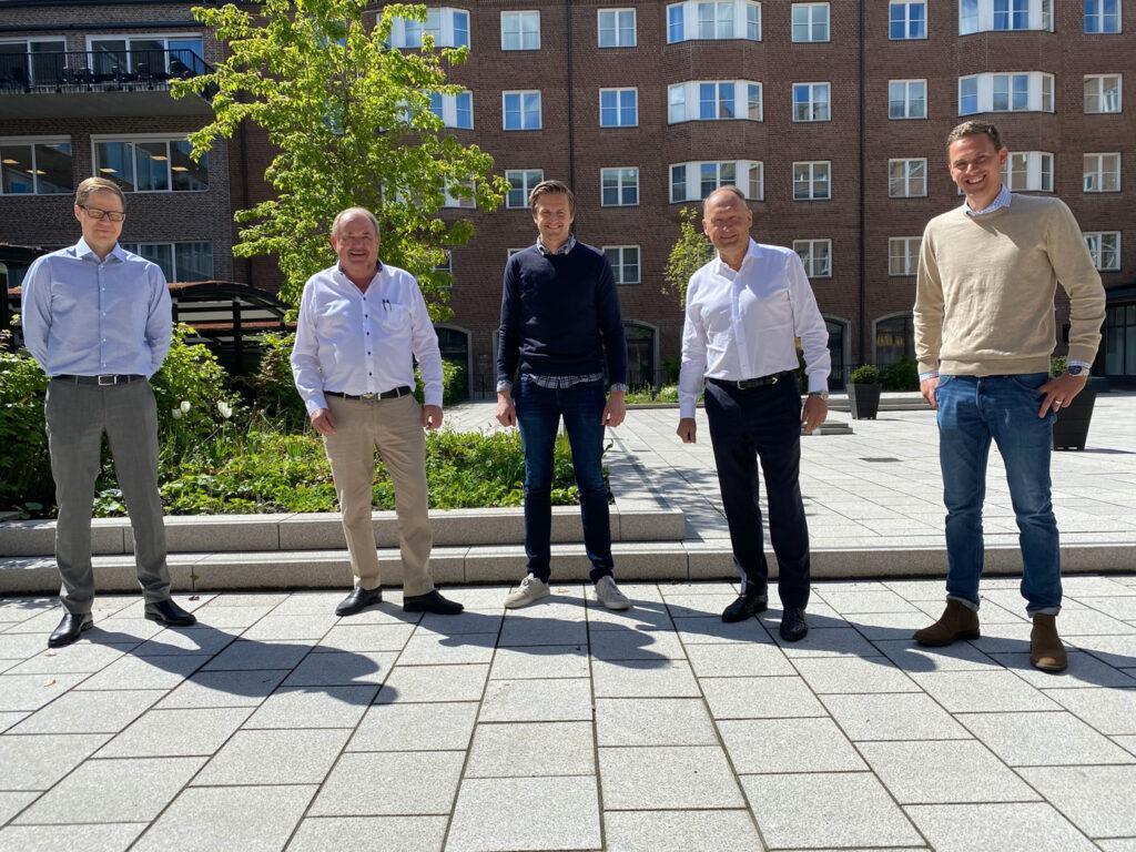 Bockasjö och Kilenkrysset hyr ut 37 500 kvadratmeter i nytt logistikcenter till Åhléns. 2