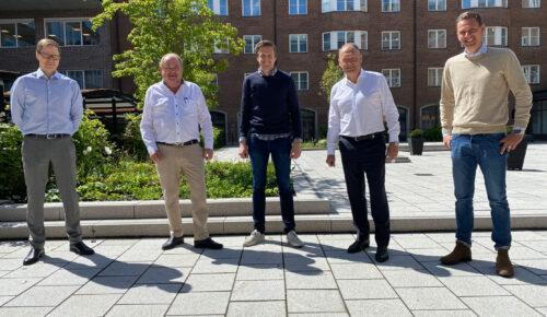 Bockasjö och Kilenkrysset hyr ut 37 500 kvadratmeter i nytt logistikcenter till Åhléns. 3