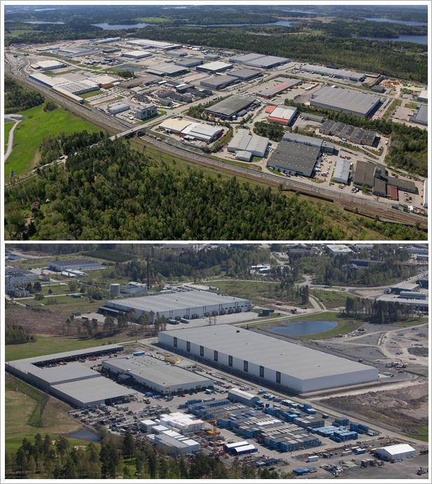 Kilenkrysset i jättesatsning-Förvärvar åtta miljoner kvadratmeter mark 1