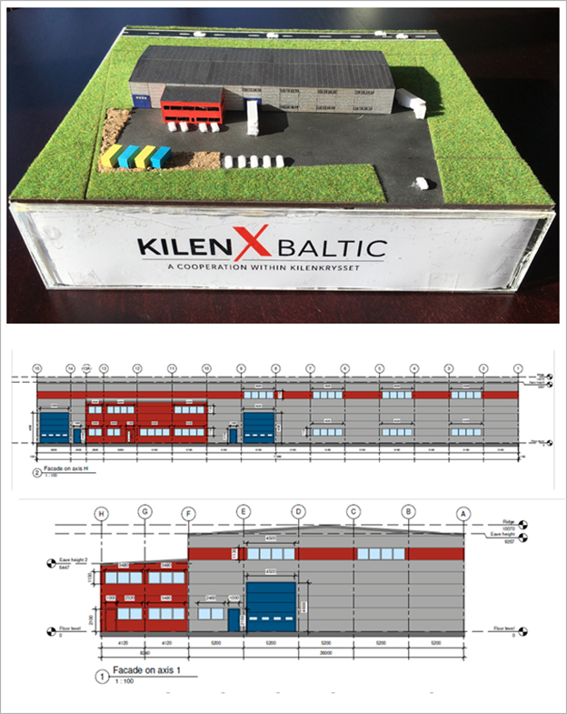 Kilen Baltic 3