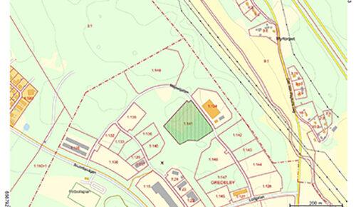 Kilenkrysset Bålsta köper 18 000 kvm detaljplanerad verksamhetsmark i Knivsta 2