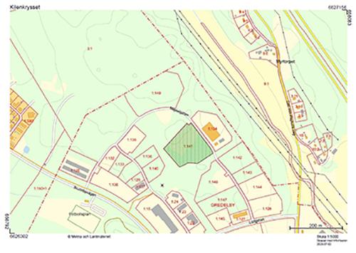 Kilenkrysset Bålsta köper 18 000 kvm detaljplanerad verksamhetsmark i Knivsta 1