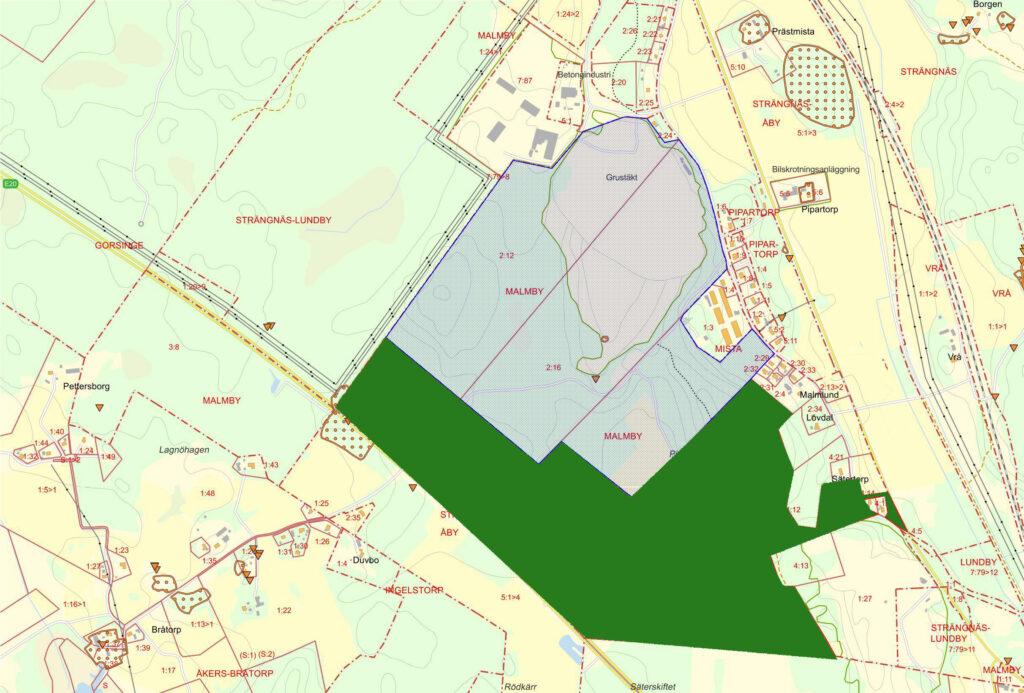 Kilenkrysset köper 650 000 kvm mark i Strängnäs Kommun 1
