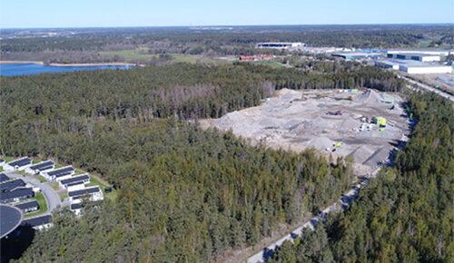 Kilenkrysset säljer 43.000 kvm mark i Kungsängen 1
