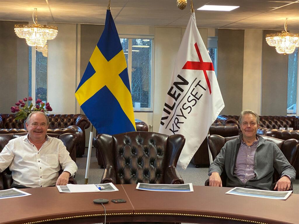 Kilenkrysset AB säljer fastigheter i Stockholm Nord till Rosenqvist Fastigheter Holding AB 1