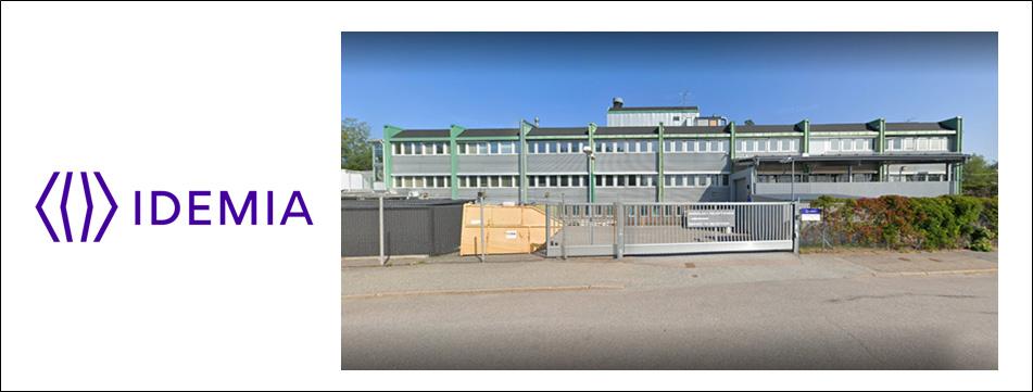 Kilenkrysset förvärvar fastighet i Strängnäs och tecknar hyresavtal med IDEMIA Sweden 2