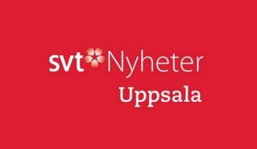 Markköpet i Knivsta och företagsklimatet i Uppsala, nyhetsreportage på SVT Nyheter Uppsala 13