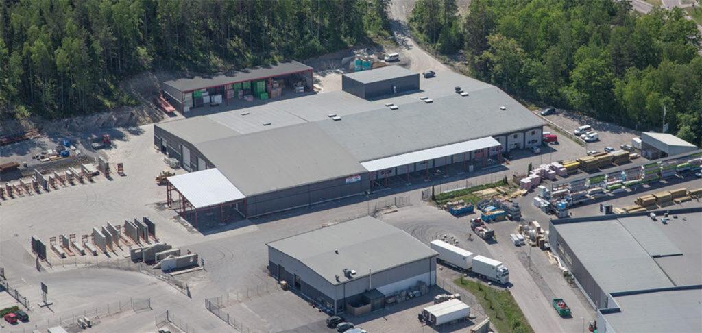 Kilenkrysset AB säljer sin prefabfabrik Kilen Prefab AB till K-Fastigheter och inleder samtidigt ett samarbete med K-Fast Holding AB 2