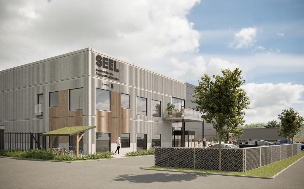 Kilenkrysset medverkar i etableringen av SEEL Forskningscenter i Nykvarn, Stockholm Syd Mörby 2