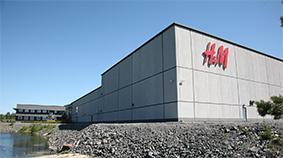 Kilenkrysset AB tecknar nytt hyresavtal med H&M gällande distributionscentralen i Svista, Eskilstuna 5