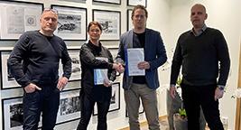 Kilenkrysset AB tecknar nytt hyresavtal med Uponor AB gällande distributionscentralen i Hacksta,Västerås 4